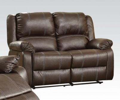 Acme Furniture Zuriel Motion Loveseat - Item Number: 52281