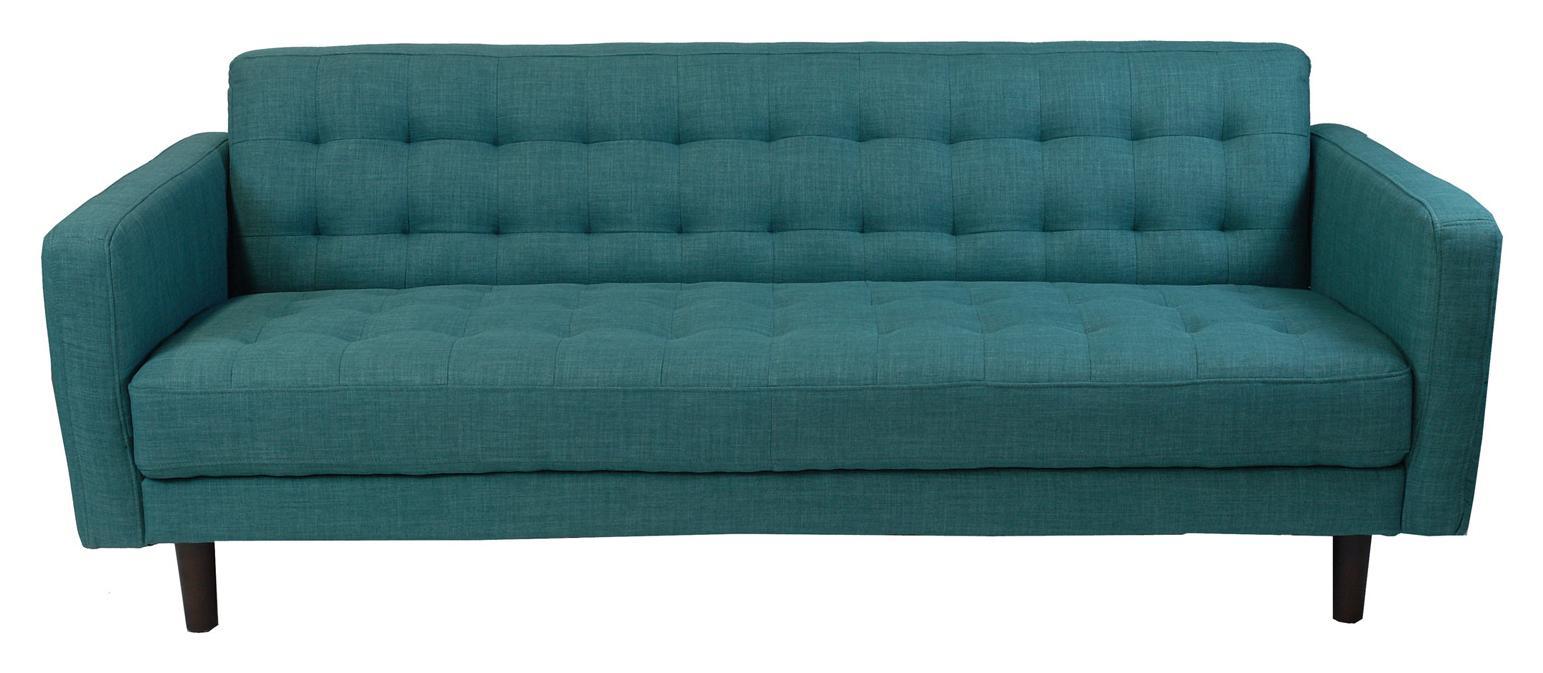 Actona Company Bloom Sofa - Item Number: 0000044123 Rio Turquoise 150
