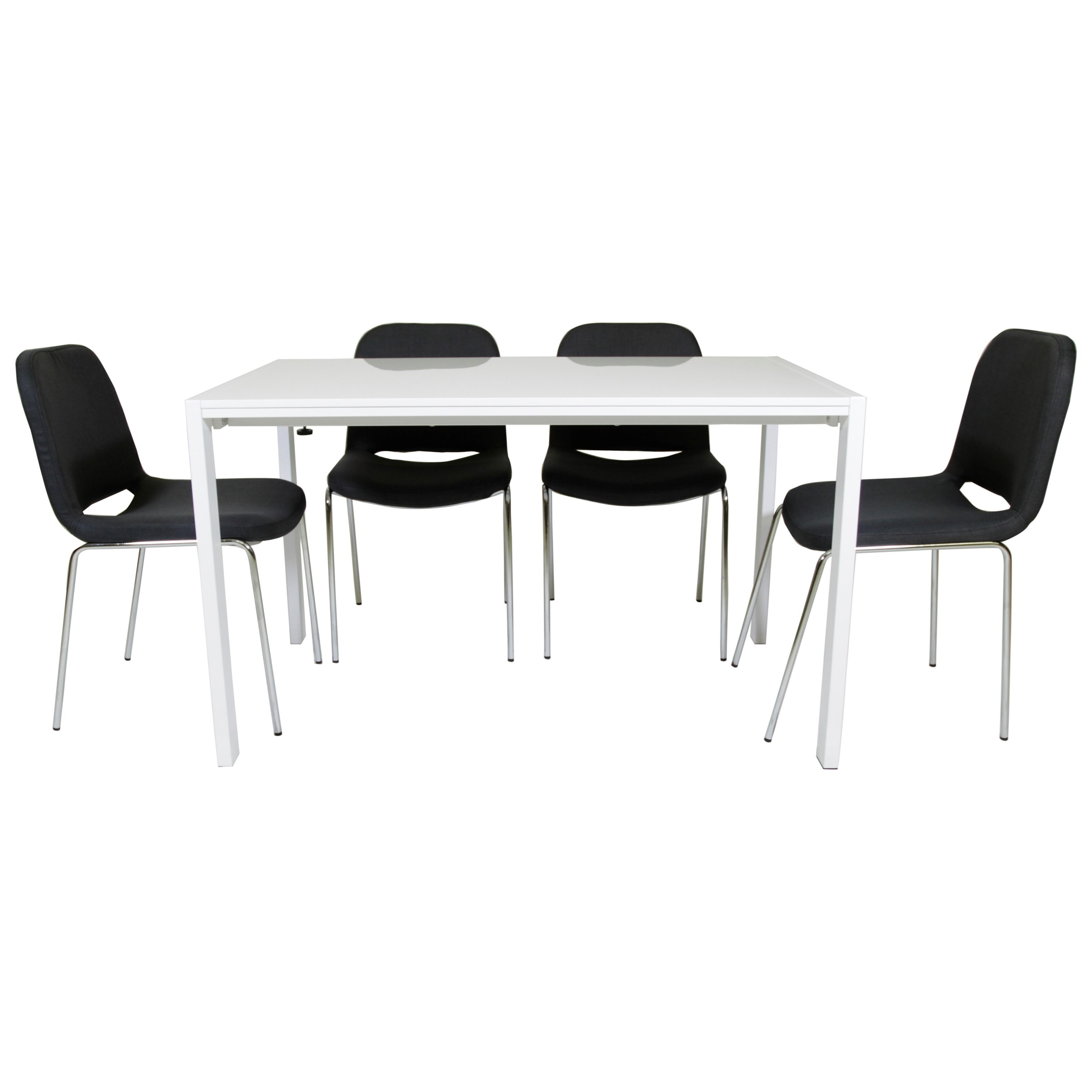 Actona Company Bristol 5 Piece Dining Package - Item Number: 71234+4x57845