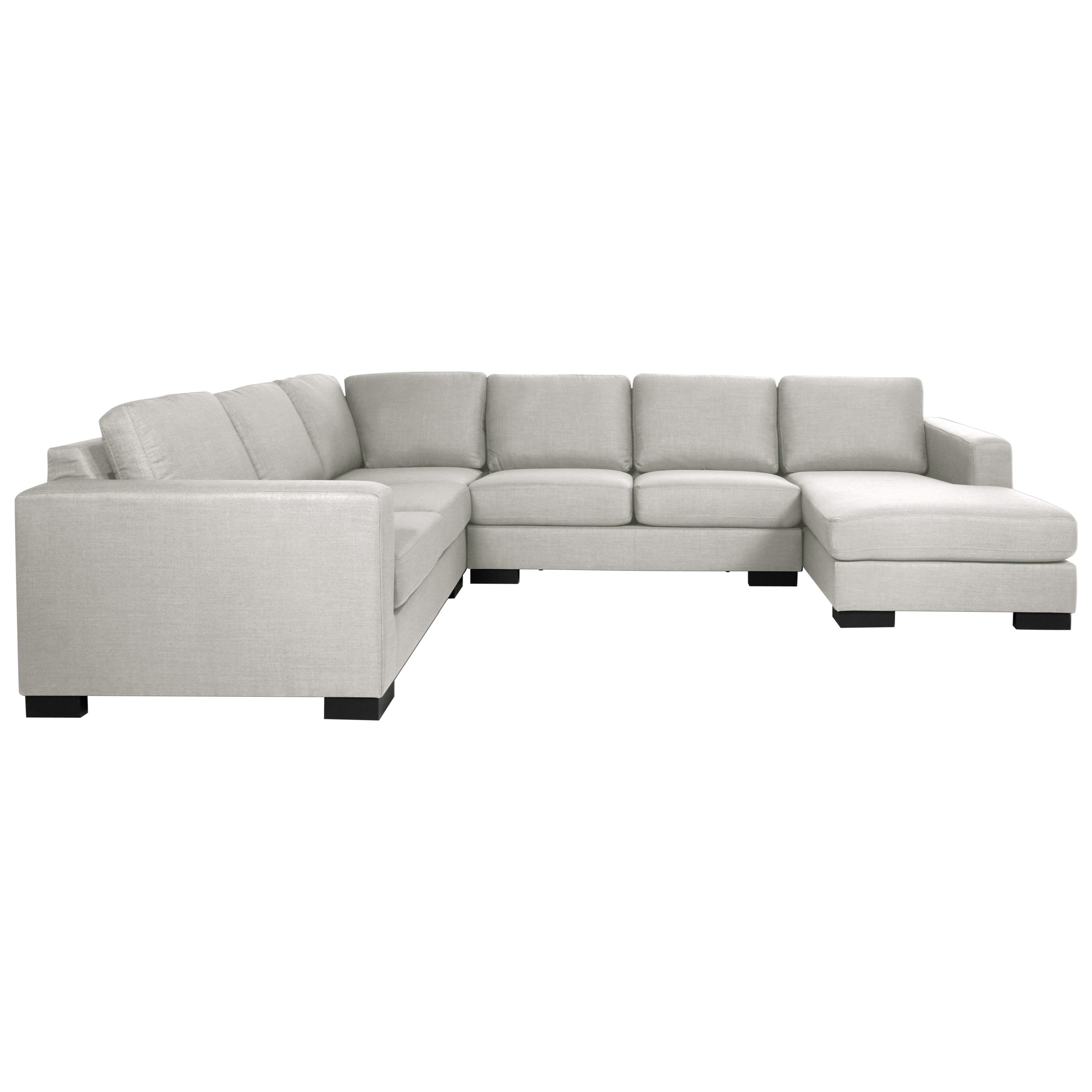 Actona Company Canterbury Sectional  - Item Number: H000013640-Chile Sand