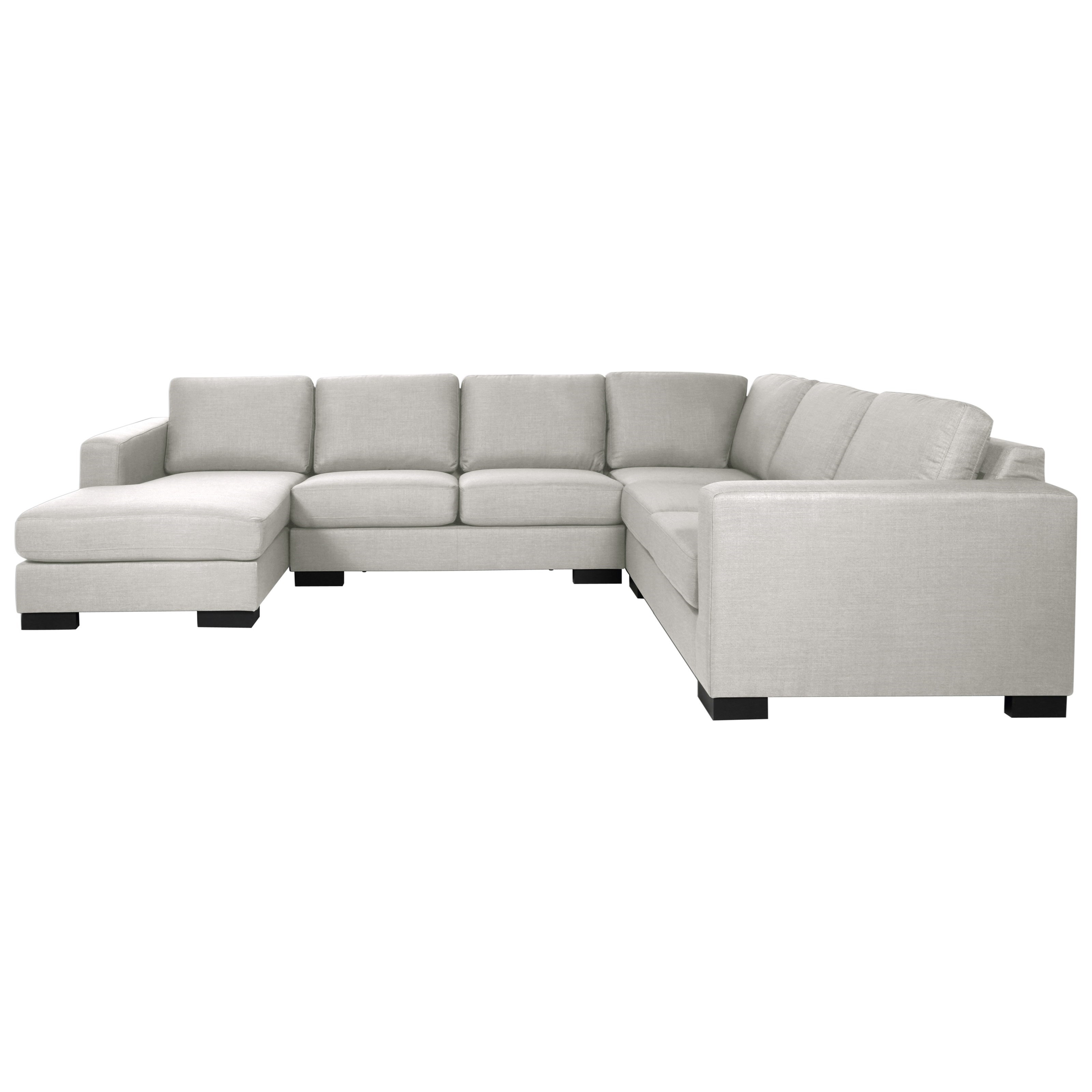 Actona Company Canterbury Sectional - Item Number: H000015274-Chile Sand