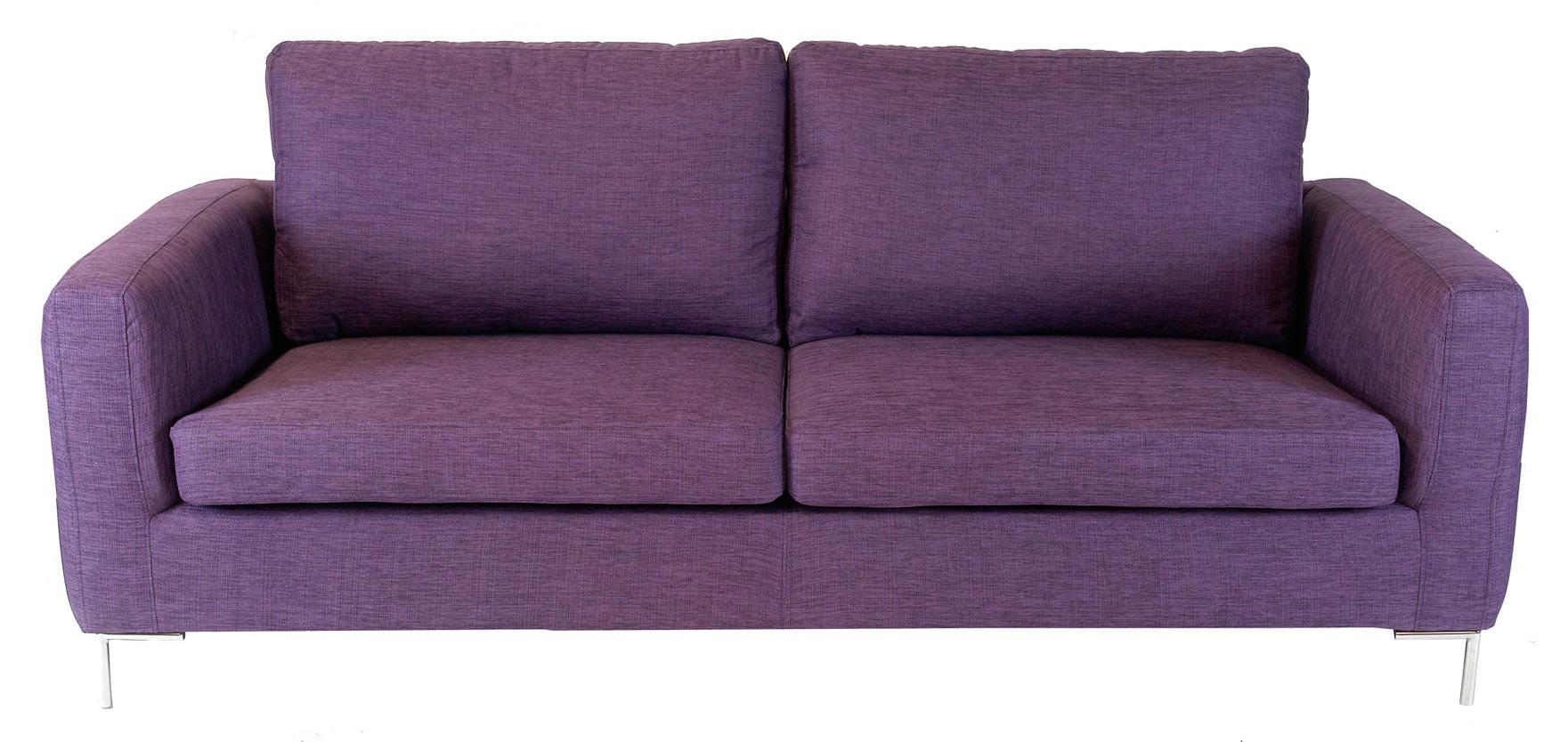 Actona Company Tarkio Sofa - Item Number: 0000055712 New York 150 Purple