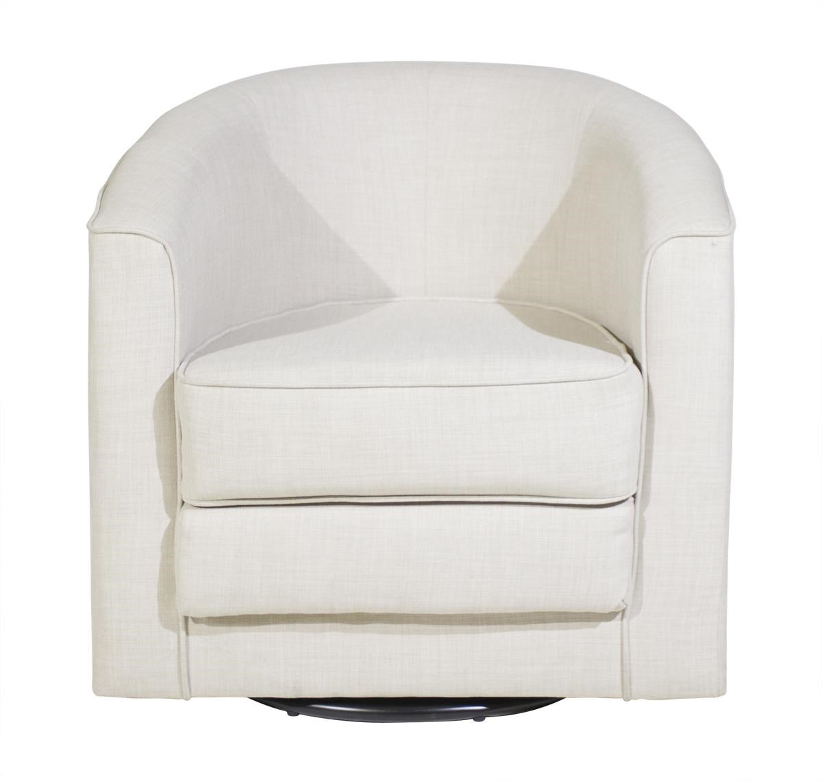 Actona Company Tub Swivel Chair - Item Number: H00006732 Tub Sand