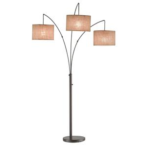 Adesso Lighting Trinity Arc Lamp