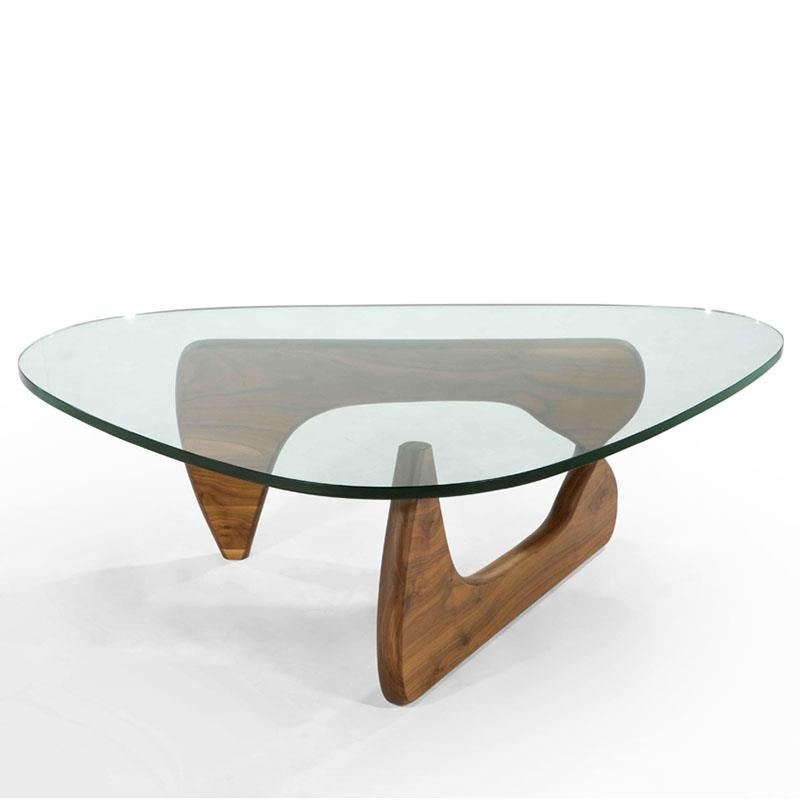 C.S. Wo & Sons Modern Classics Tokyo Cocktail Table - Item Number: CT3001-SW009 AMWALNUT