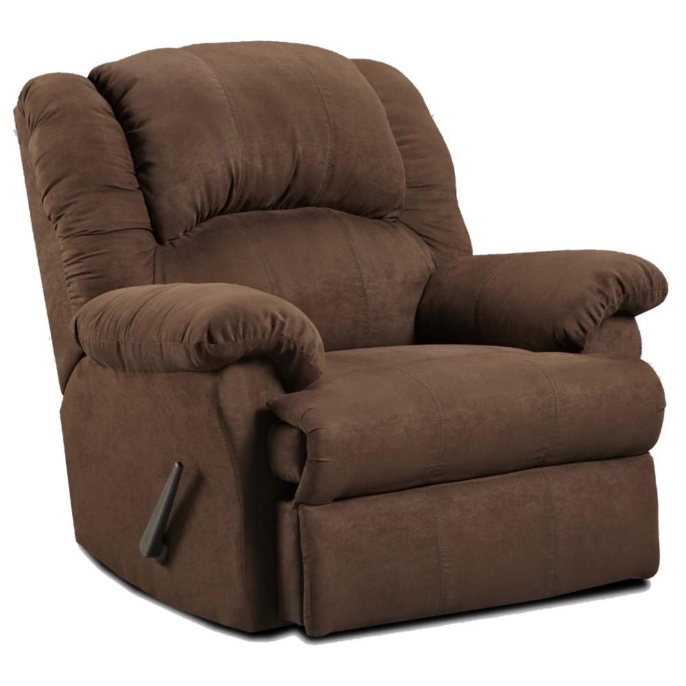 Affordable Furniture 1000 Chaise Rocker Recliner - Item Number: 2001