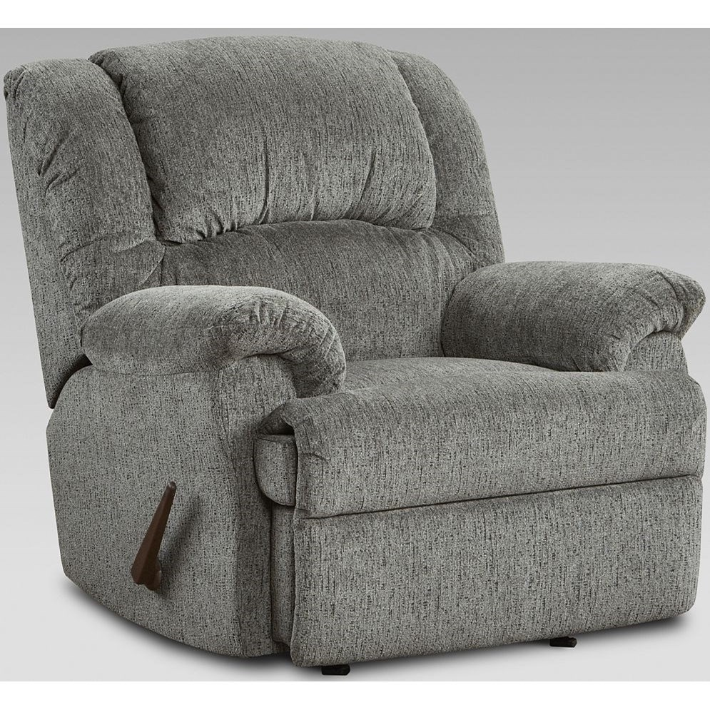 2001 Rocker Recliner by Affordable Furniture at Wilcox Furniture