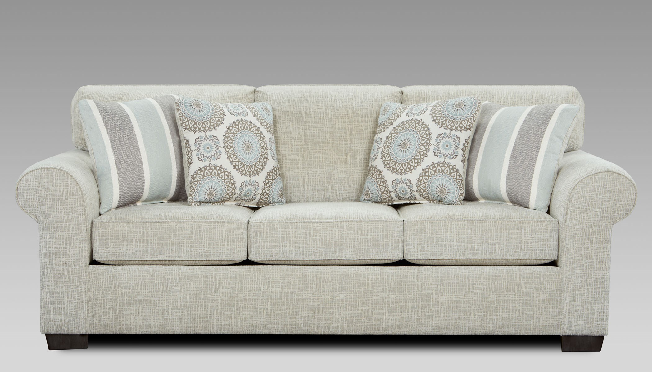 3440 Sofa by Affordable Furniture at Wilcox Furniture