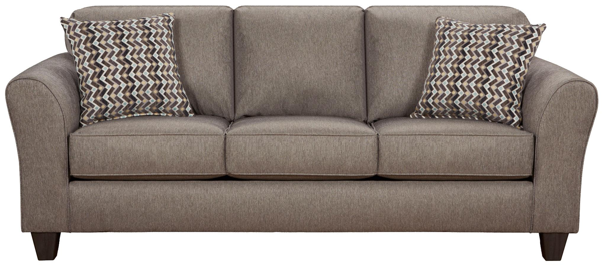 5000 Sofa by Affordable Furniture at Wilcox Furniture
