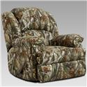 Affordable Furniture 5500 Rocker Recliner - Item Number: 2001 Next Camo