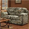 Affordable Furniture 5500 Loveseat - Item Number: 5502 Next Camo