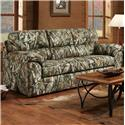 Affordable Furniture 5500 Sofa - Item Number: 5503 Next Camo
