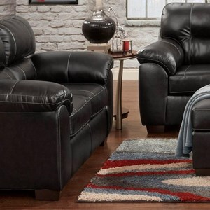 Affordable Furniture 5600 Loveseat