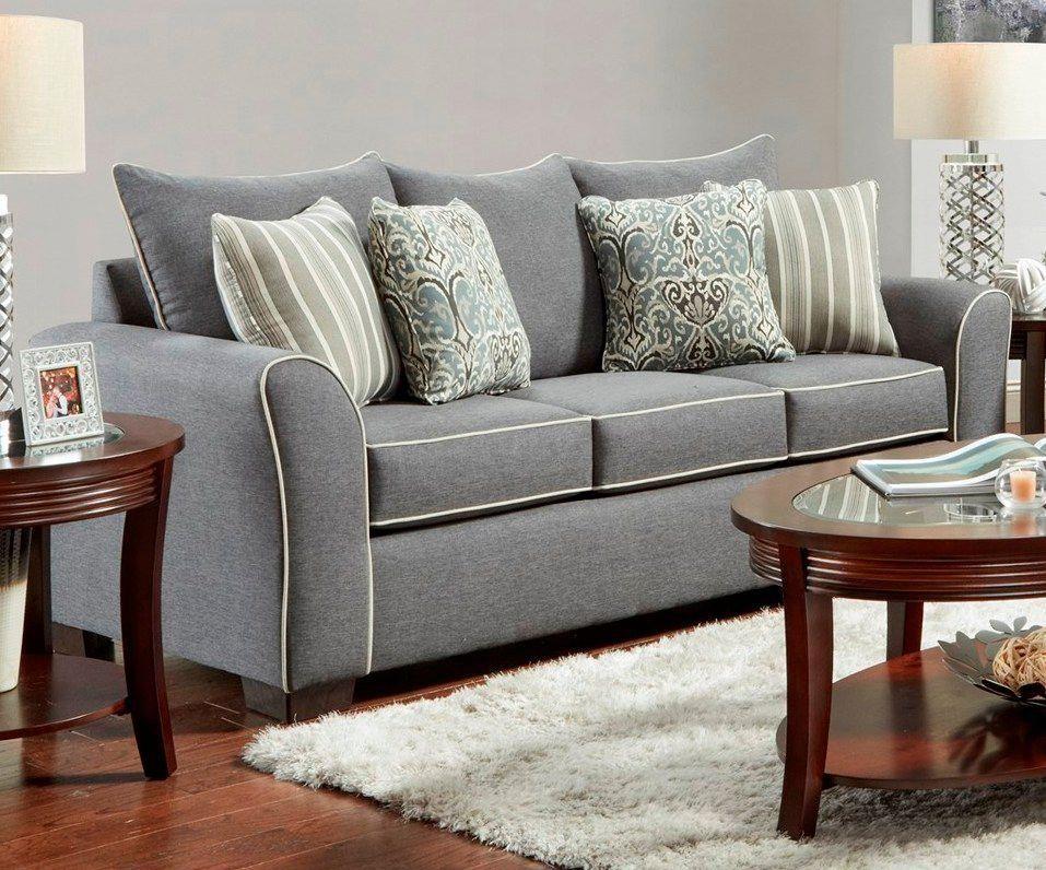 Kutcher Flare Arm Sofa at Rotmans