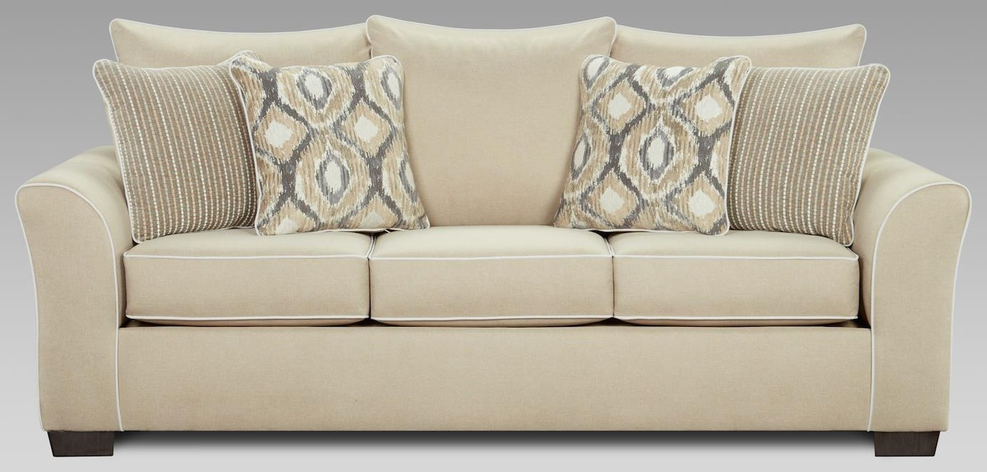Sofa and Accent Chair