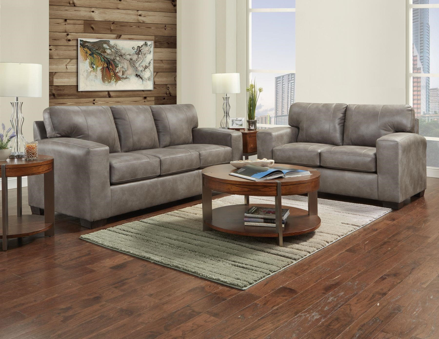 5900 Loveseat by Affordable Furniture at Wilcox Furniture