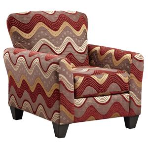 Affordable Furniture 6150 Accent Chair