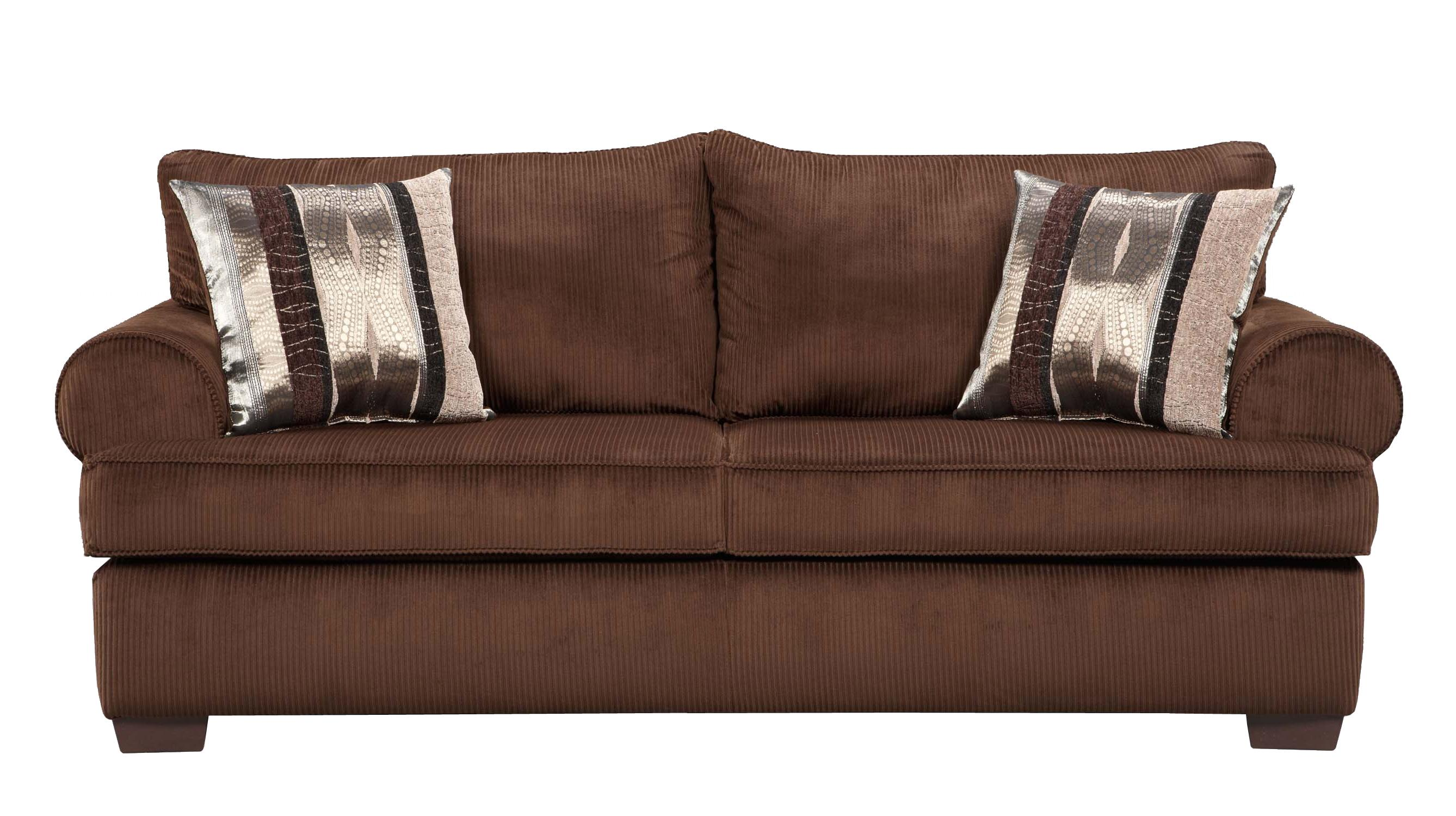 Affordable Furniture 6400 Sofa - Item Number: 6403 B