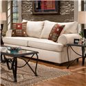 Affordable Furniture 6400 Sofa - Item Number: 6403
