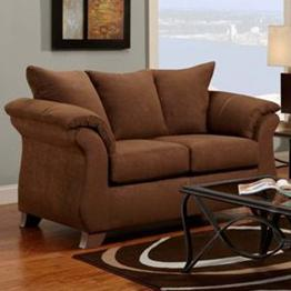 Powell's V.I.P. 6700 Loveseat