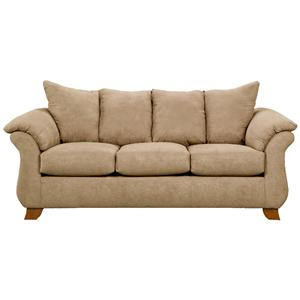 Powell's V.I.P. 6700 Queen Sleeper Sofa