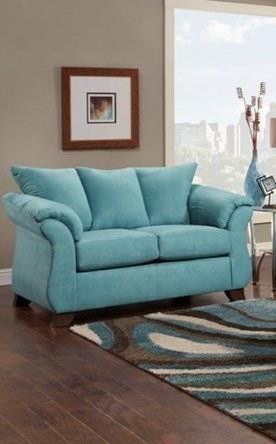 Affordable Furniture Capri Loveseat - Item Number: 972266