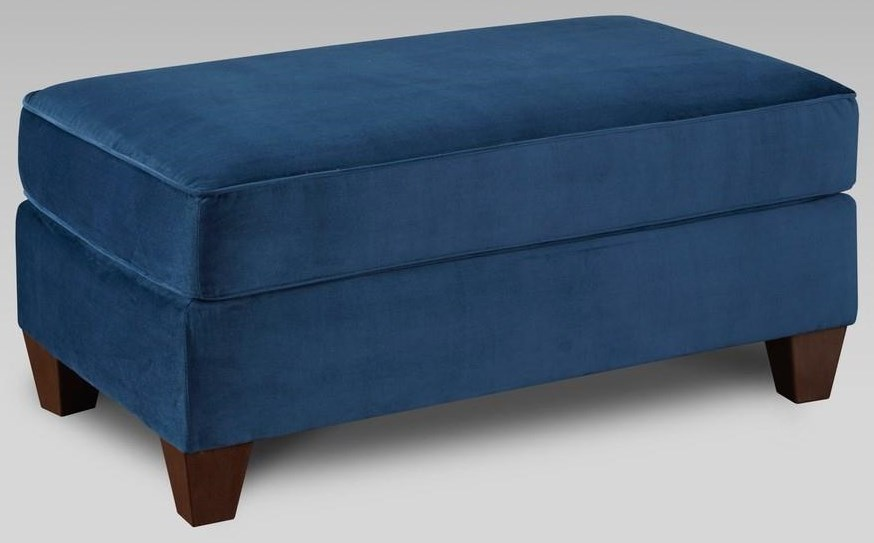 7700 Cocktail Ottoman by Affordable Furniture at Furniture Fair - North Carolina
