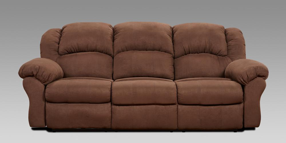 Affordable Furniture 1000 Power Reclining Sofa - Item Number: 1009
