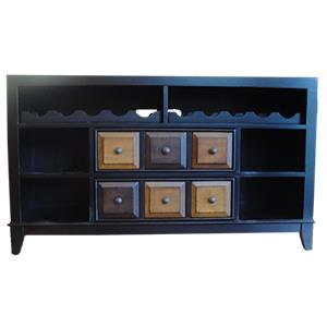 Affordable Furniture Apothecary TV Console