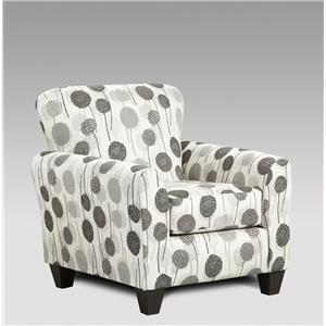 Affordable Furniture Elizabeth 5301 Elizabeth Ash Chair