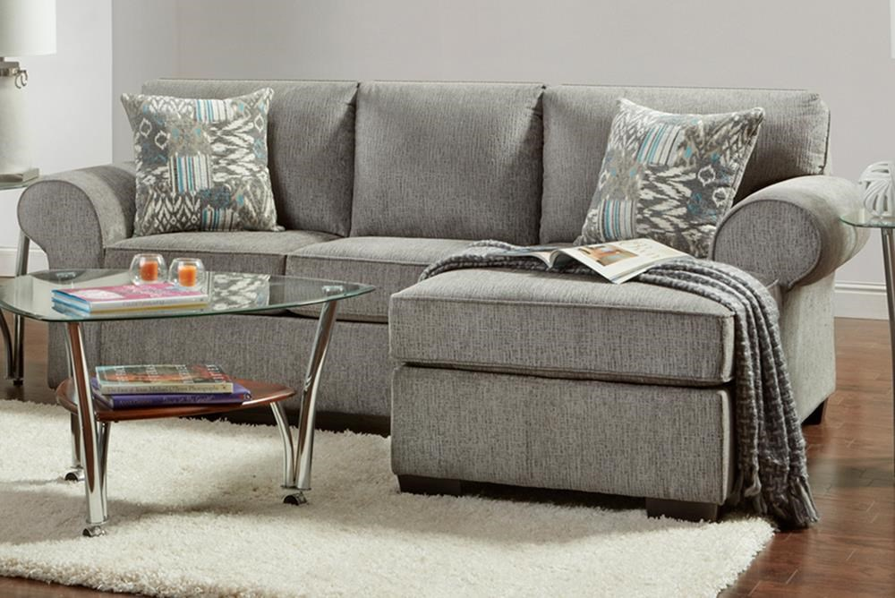 Marcy Sofa w/ Chaise at Rotmans