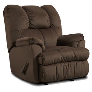 Affordable Furniture Moab Rocker Recliner