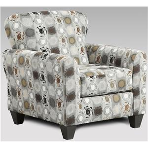 Affordable Furniture 9001 Paintball Accent Chair