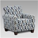 Affordable Furniture 9001 Accent Chair - Item Number: 9001ACC