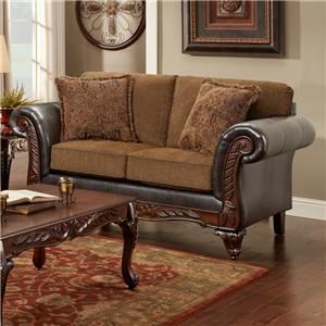 Affordable Furniture Wink Loveseat
