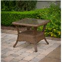 Morris Home Furnishings Veranda Outdoor End Table - Item Number: 344-272753-181
