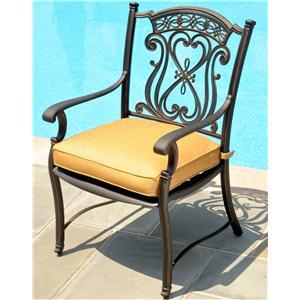 Agio Amalfi Dining Chair