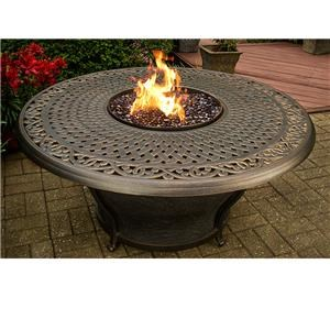 Morris Home Furnishings Andora Andora 2-piece Fire Pit