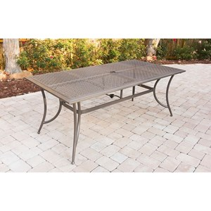 Agio Andover Agio Outdoor Dining Table