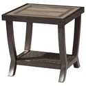 Apricity Outdoor Aurora End Table - Item Number: APE00317P01