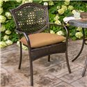 Agio Bistros Bistro Chair - Item Number: BFS07100P02