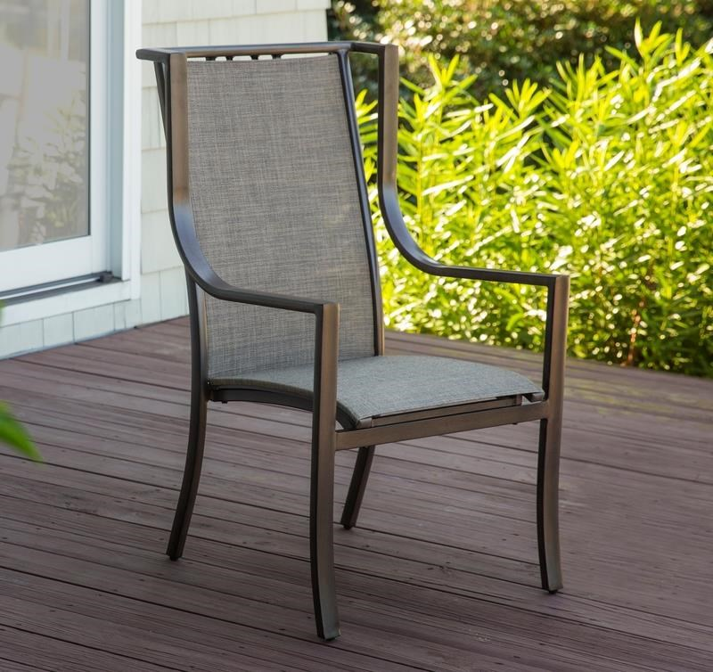 Morris Home Furnishings Cascade Cascade Outdoor Side Chair - Item Number: 809325933