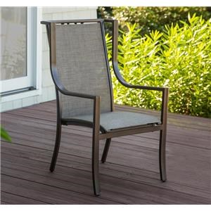Morris Home Furnishings Cascade Cascade Outdoor Side Chair
