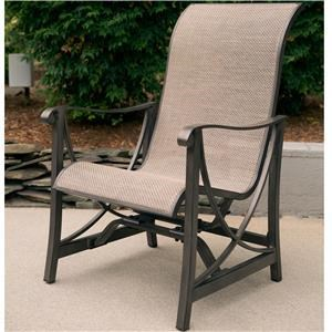 Agio Davenport Dining Motion Chair - Item Number: ADL18520P01