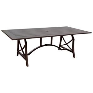 Alfresco Davenport Outdoor Dining Table