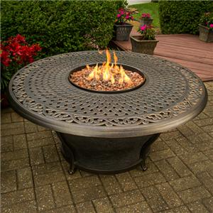 Agio Fire Pits Charleston Fire Pit