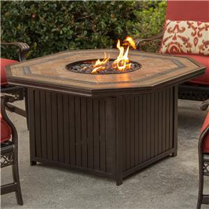 Agio Fire Pits Westminster Fire Pit