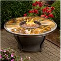 Agio Fire Pits Moonlight Firepit - Item Number: DRF01304P01