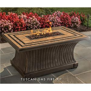Agio Fire Pits Tuscan Fire Pit