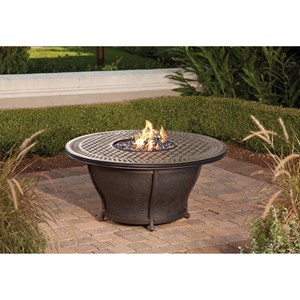 Agio Fire Pits Thompson Fire Pit
